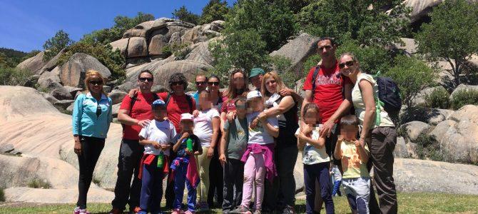 Fotos de la salida a La Pedriza del día 20 de Mayo